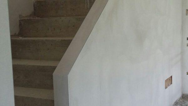intonaci premiscelati per interni ed esterni rustici e