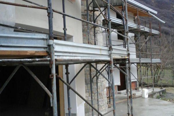 Termocappotti per esterni con terminale finitura a tonachino silossanico Zana Oscar Bergamo (1)