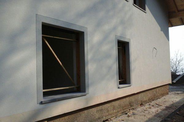 Termocappotti per esterni con terminale finitura a tonachino silossanico Zana Oscar Bergamo (5)